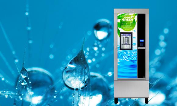 MezzoLitro - Automatic Water Distributor